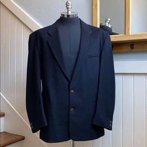 Hugo Boss Cashmere & Wool Blend Blazer